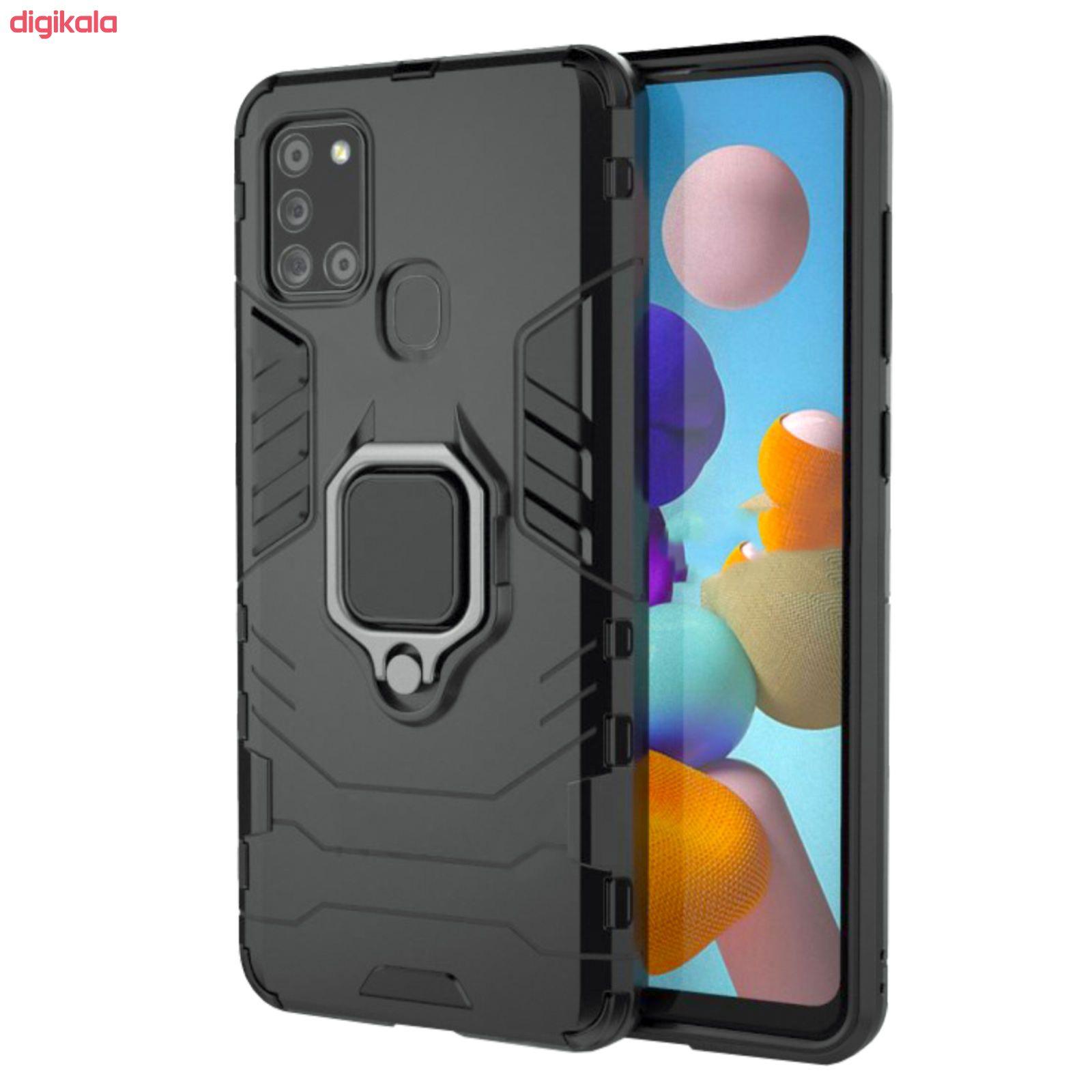 کاور مدل DEF02 مناسب برای گوشی موبایل سامسونگ Galaxy A21s main 1 3