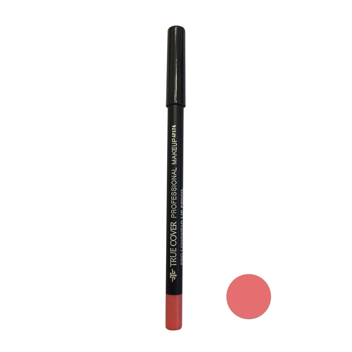 مداد لب تروکاور مدل پرو لانگ ور شماره 174