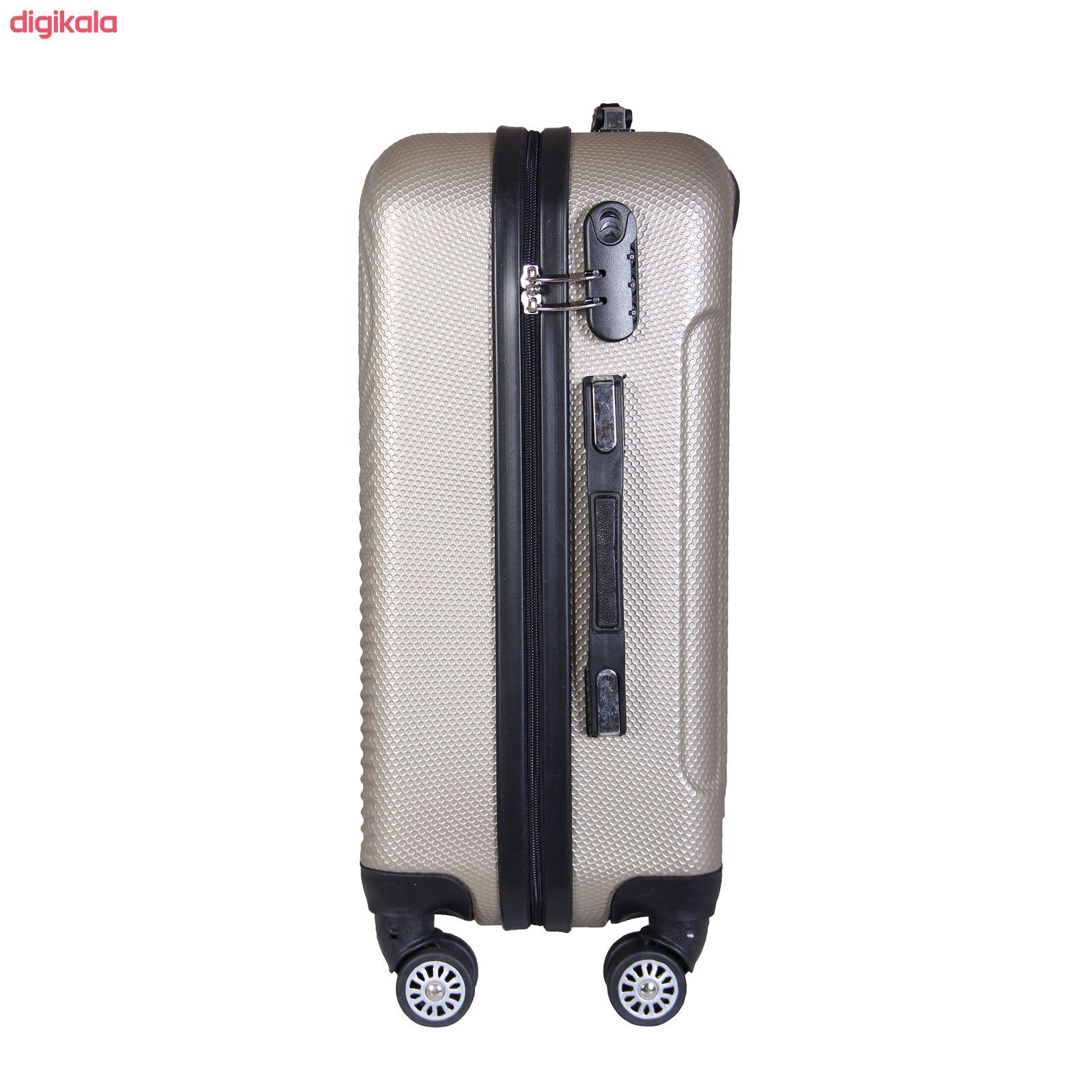 مجموعه چهار عددی چمدان اسپرت من مدل NS001 main 1 20