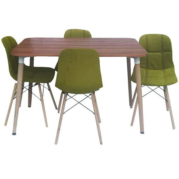 میز و صندلی ناهار خوری مدل m2324