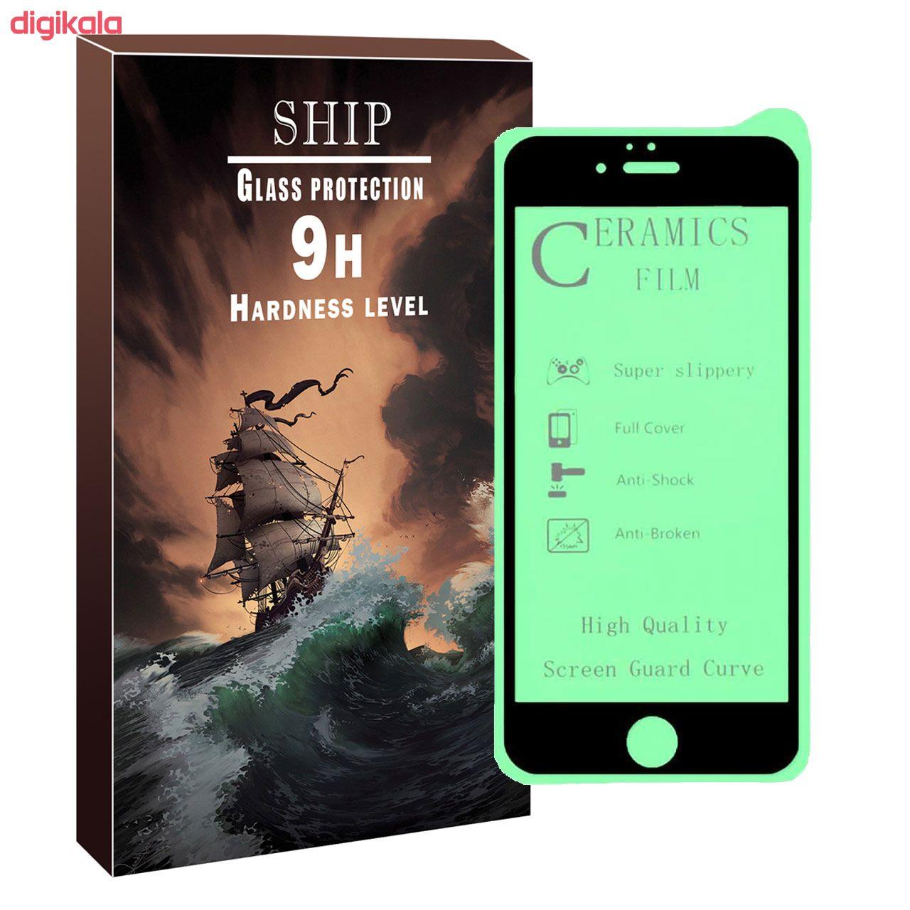 محافظ صفحه نمایش شیپ مدل shcrm-01 مناسب برای گوشی موبایل اپل Iphone 6 Plus / 6s Plus main 1 1