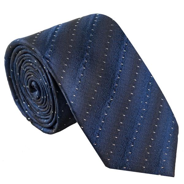 کراوات مردانه جیان فرانکو روسی مدل GF-PO492-DB