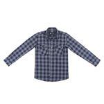 پیراهن پسرانه ناوالس کد D-20119-GY thumb