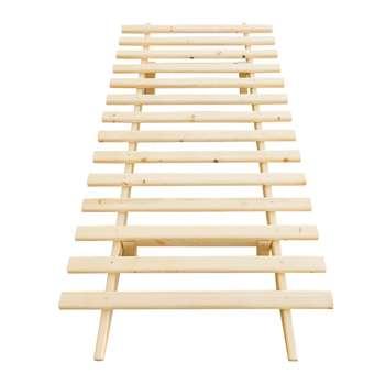 کفی تخت خواب یک نفره مدل مینیمال سایز ۹۰ × ۱۹۸ سانتی متر