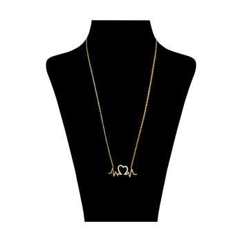 گردنبند طلا 18 عیار زنانه مایا ماهک مدل MM1089