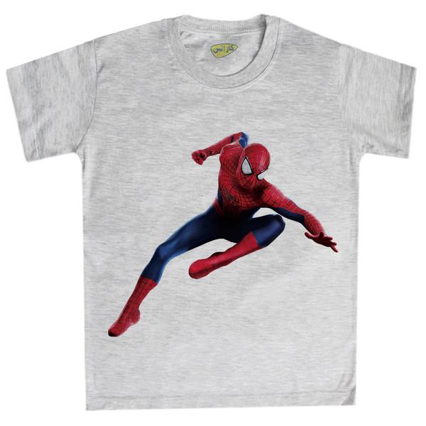 تی شرت پسرانه کارانس طرح مرد عنکبوتی مدل BTM-1182