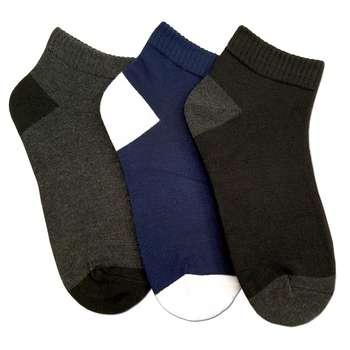 جوراب مردانه اسپست مدل ASP-PSH-M مجموعه سه عددی