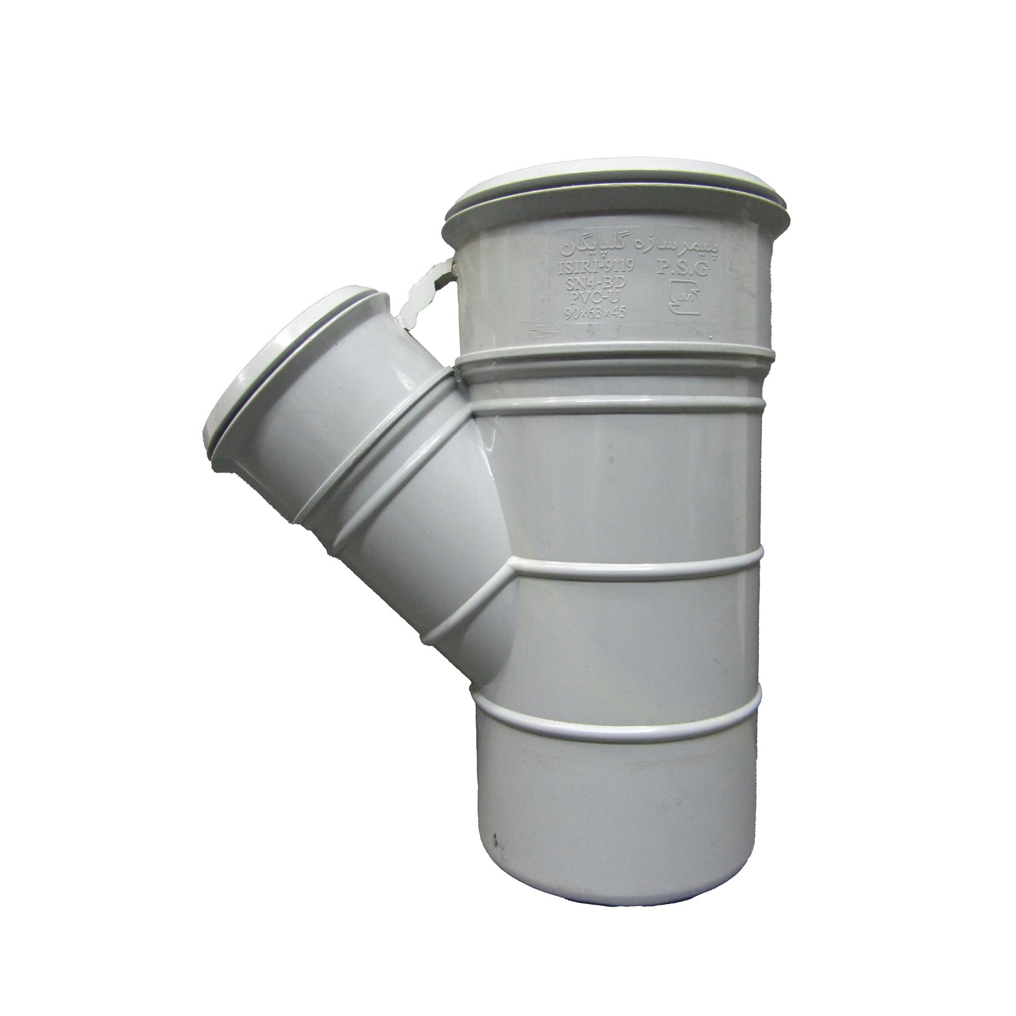 قیمت                                      سه راهی پلیمر سازه گلپایگان کد ۹۰۶۳