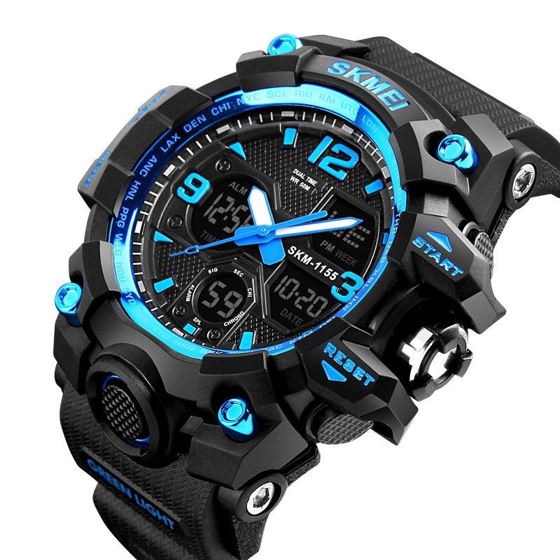 ساعت مچی عقربهای مردانه اسکمی مدل 1155