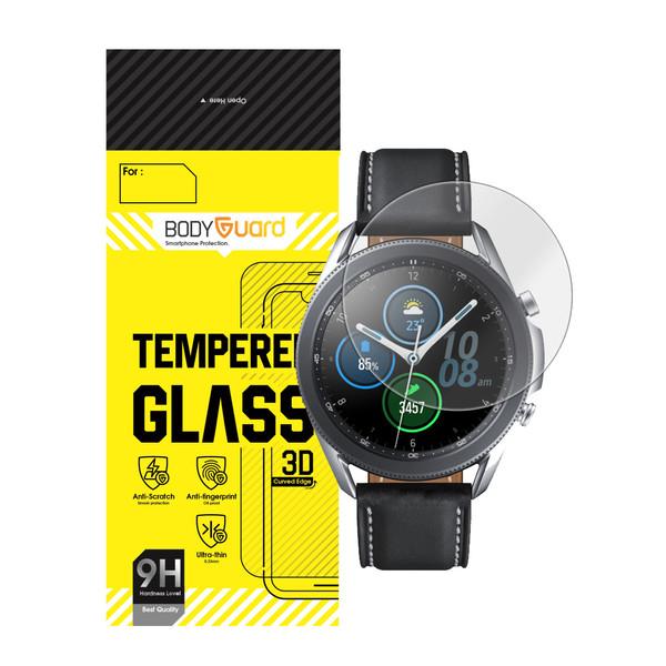 محافظ صفحه نمایش بادیگارد مدل  WG3 مناسب برای ساعت هوشمند سامسونگ مدل Galaxy Watch3 SM-R840 45mm