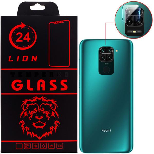 محافظ لنز دوربین لاین مدل RL007 مناسب برای گوشی موبایل شیائومی Redmi Note 9 Pro