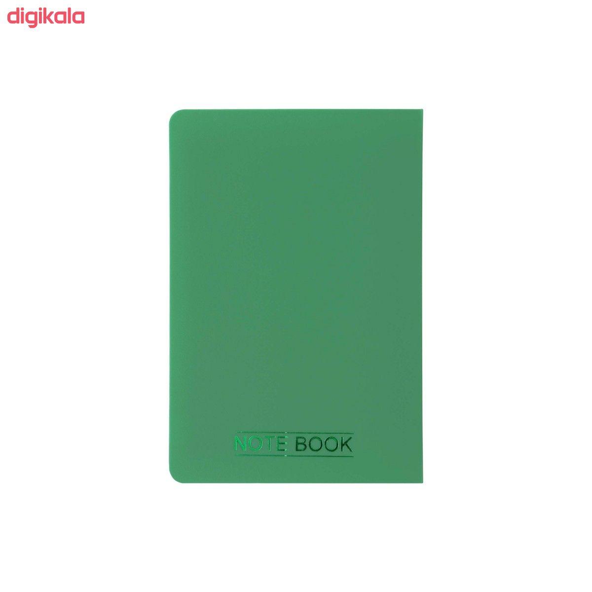 دفتر یادداشت 120 برگ پاپکو مدل  NB-638 کد HT01 main 1 6