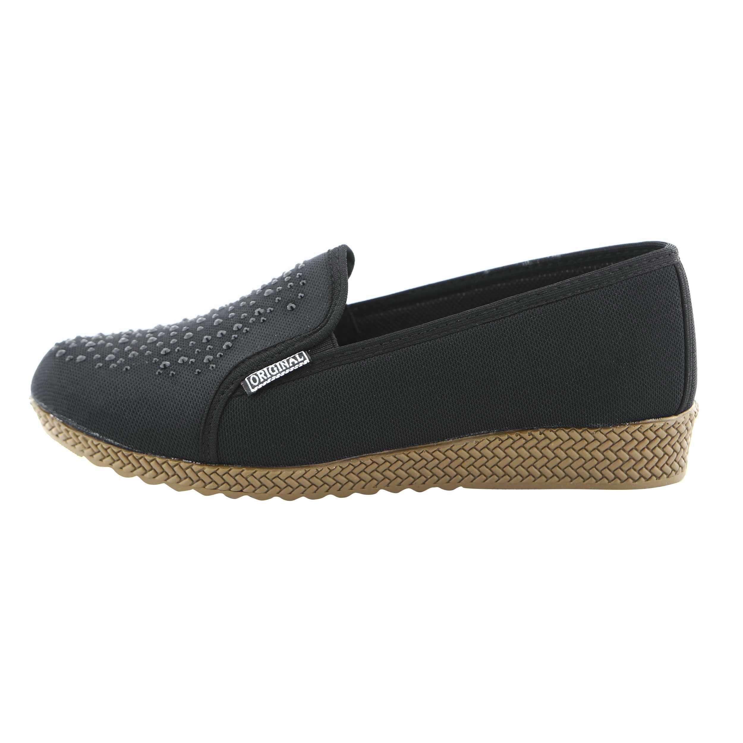 کفش روزمره زنانه سنا خانوم مدل نگین کد 01