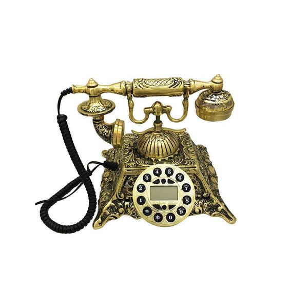 تلفن کلاسیکمدل برنجی کد 33