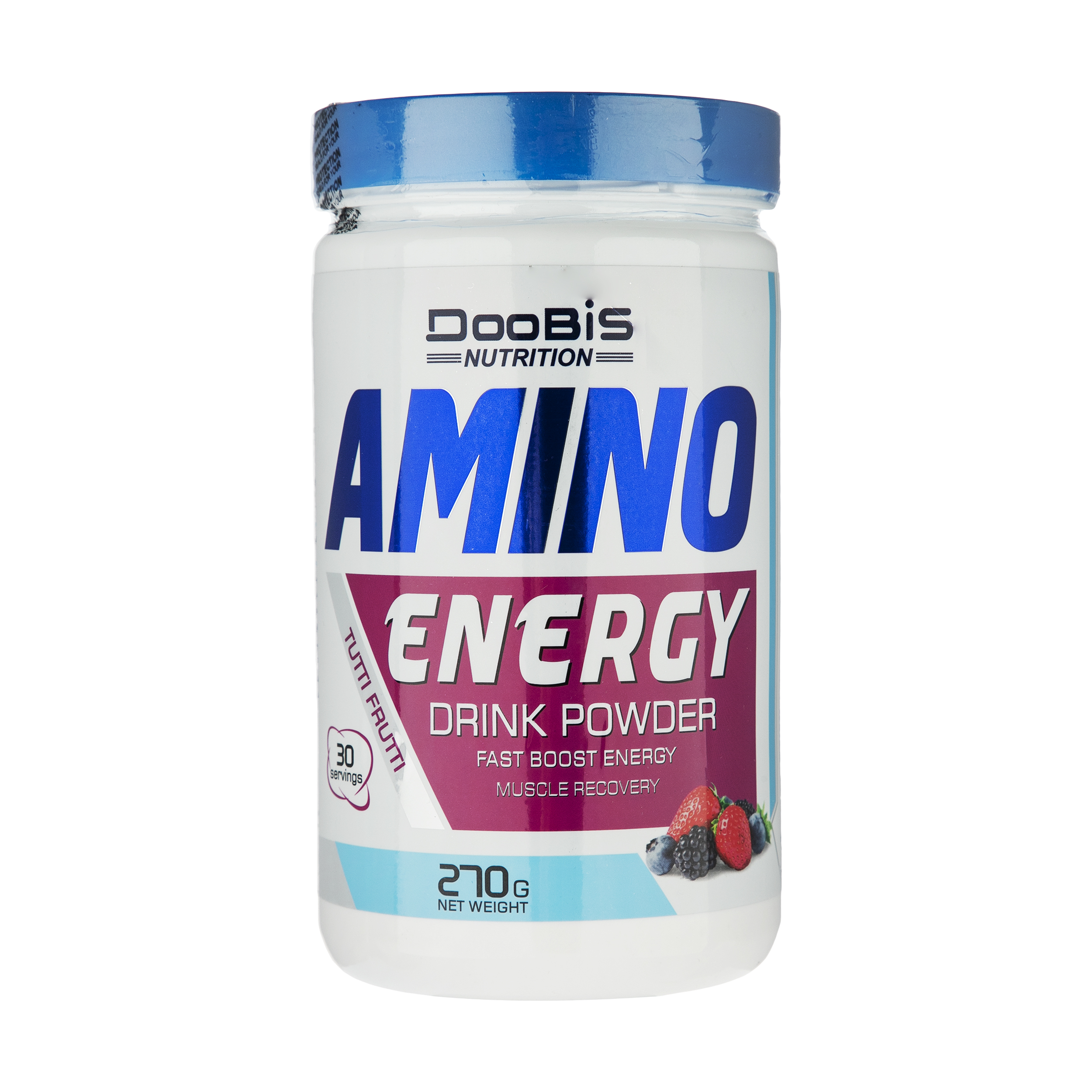 پودر آمینو انرژی دوبیس وزن 270 گرم