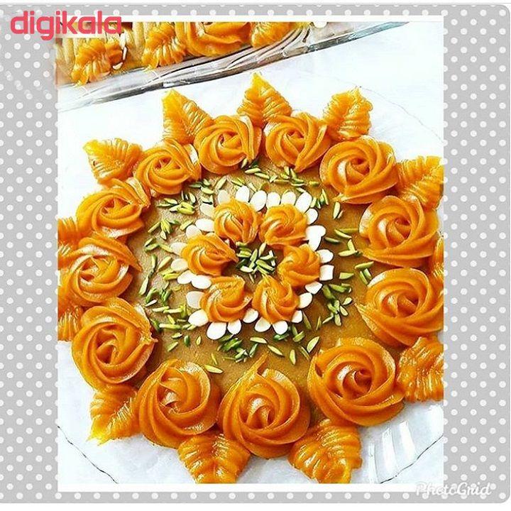 ماسوره شیرینی پزی به گز مدل شکوفه  main 1 12