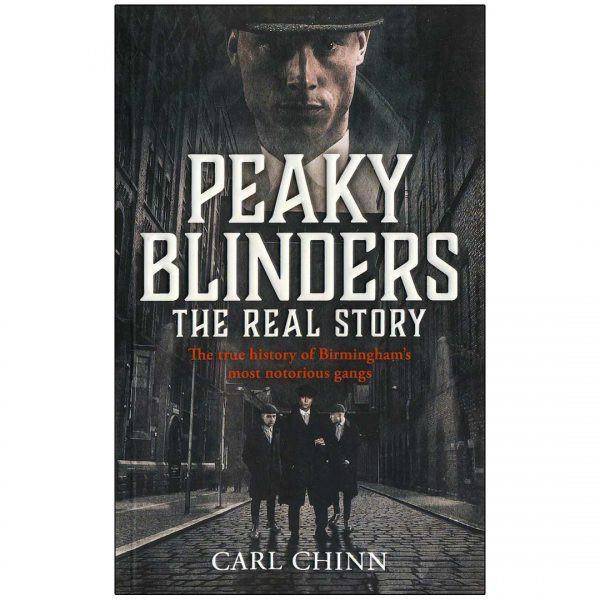 کتاب Peaky Blinders اثر Carl Chinn انتشارات زبان مهر