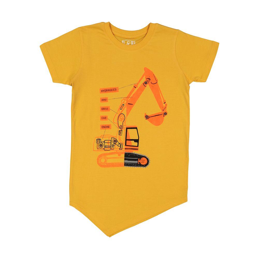 تصویر تی شرت پسرانه سون پون مدل 1391535-16