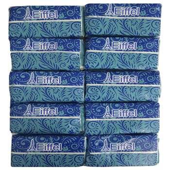 دستمال کاغذی ایفل مدل A51 بسته 10 عددی