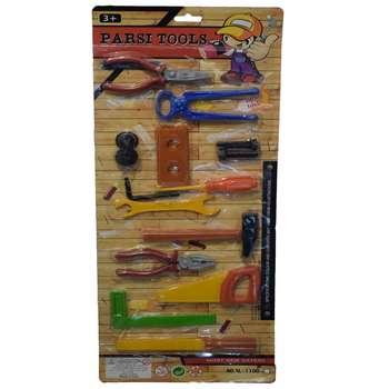 ست اسباب بازی ابزار مدل 6589