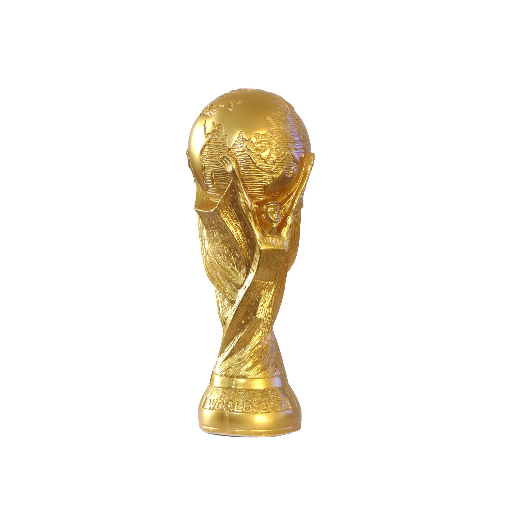 مجسمه طرح کاپ جام جهانی
