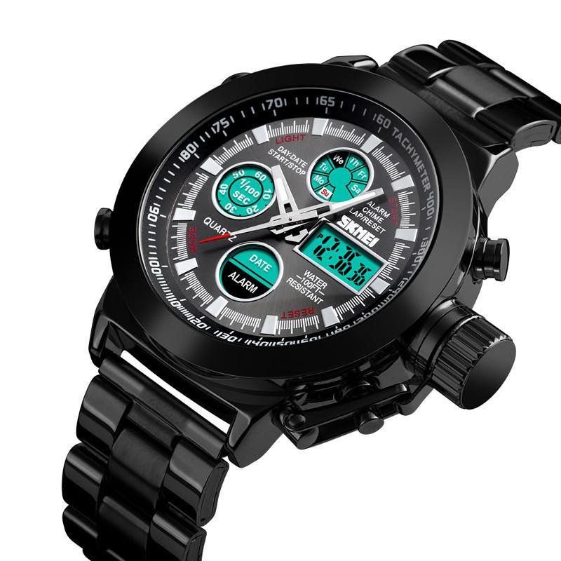 ساعت مچی عقربه ای مردانه اسکمی مدل 1515M