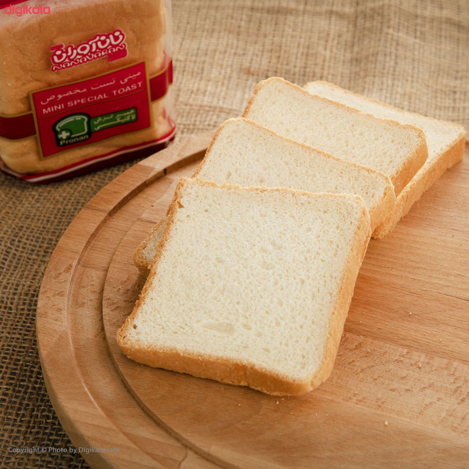 مینی تست مخصوص پرونان نان آوران مقدار 400 گرم main 1 7