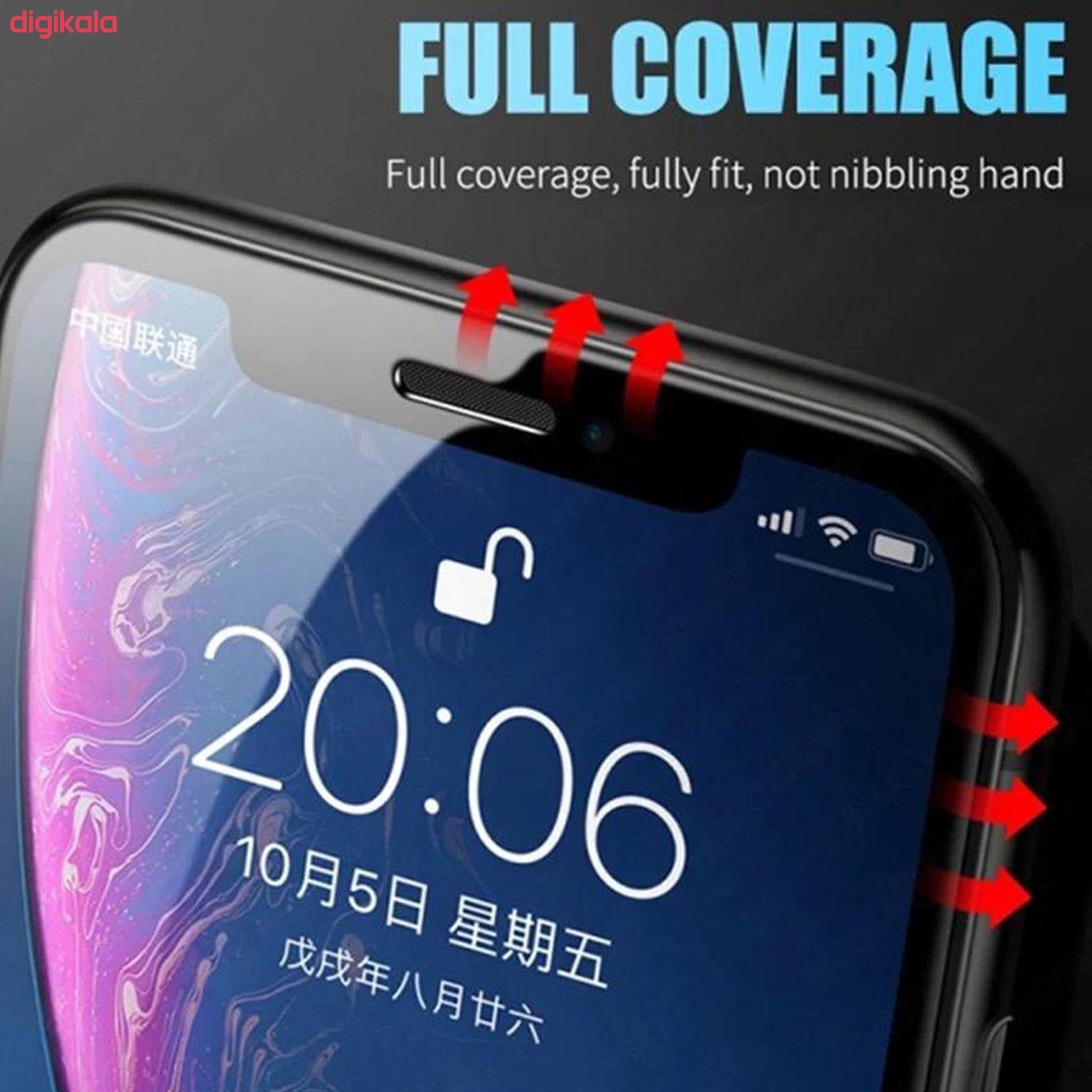 محافظ صفحه نمایش سرامیکی کوالا مدل CER-CL مناسب برای گوشی موبایل شیائومی Redmi Note 8 main 1 4