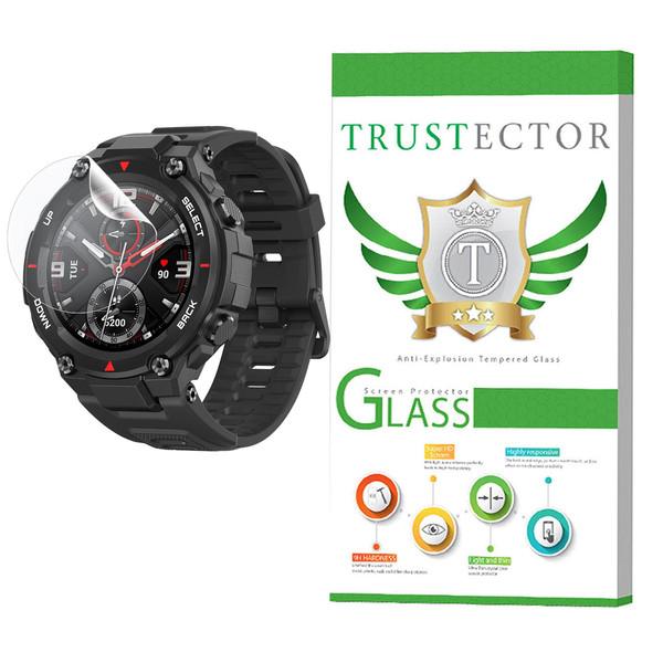 محافظ صفحه نمایش نانو تراستکتور مدل GNF مناسب برای ساعت هوشمند شیائومی Amazfit T-Rex