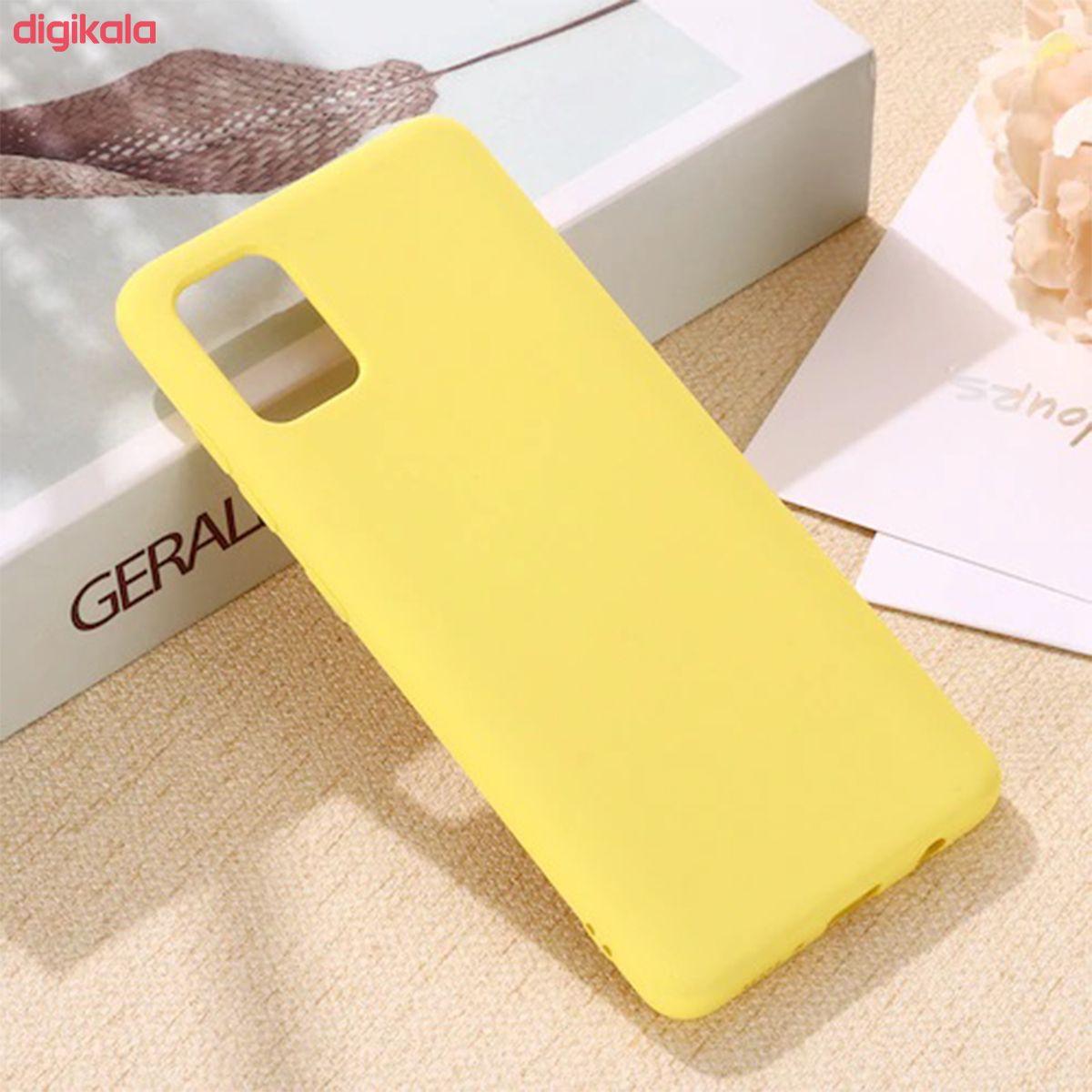 کاور مدل PHSILK مناسب برای گوشی موبایل شیائومی Mi 10 Lite 5G main 1 7