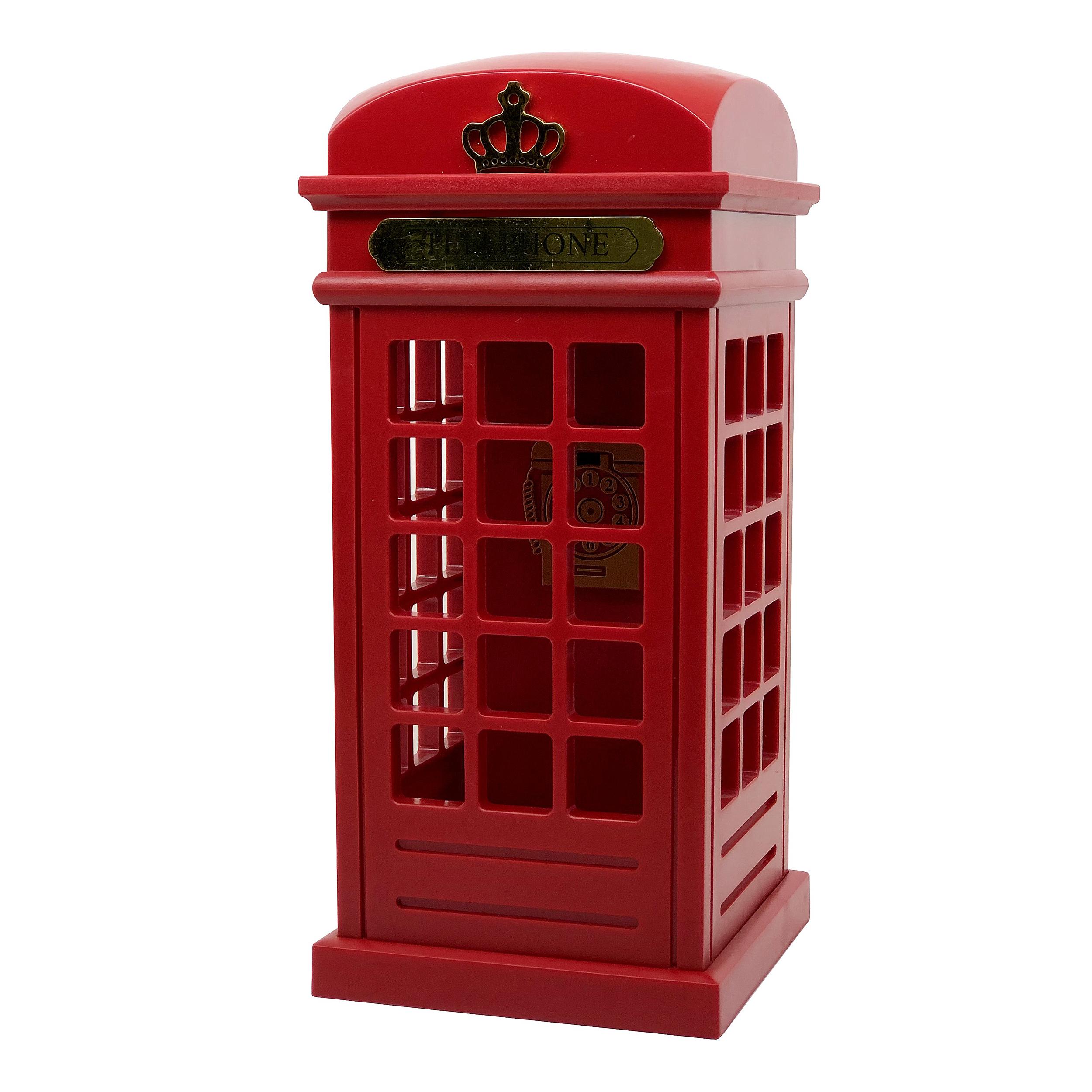 تلفن مدل کیوسک لندن کد 2020