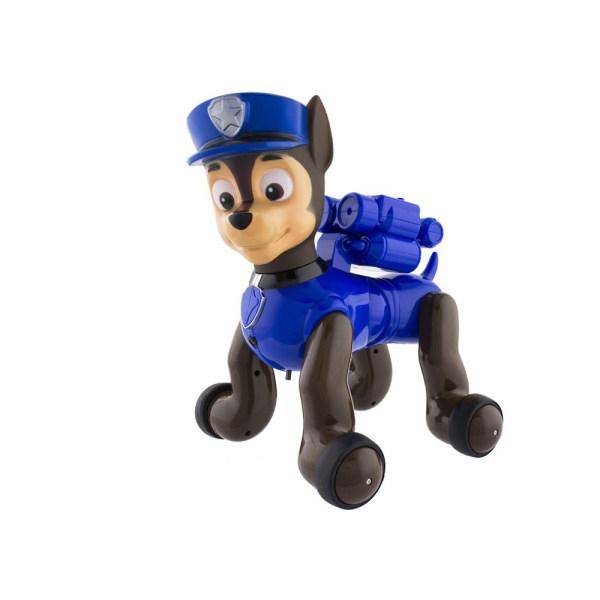 ربات کنترلی طرح سگ های نگهبان مدل Chase