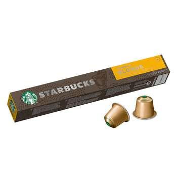 کپسول قهوه بلوند استارباکس بسته 10 عددی