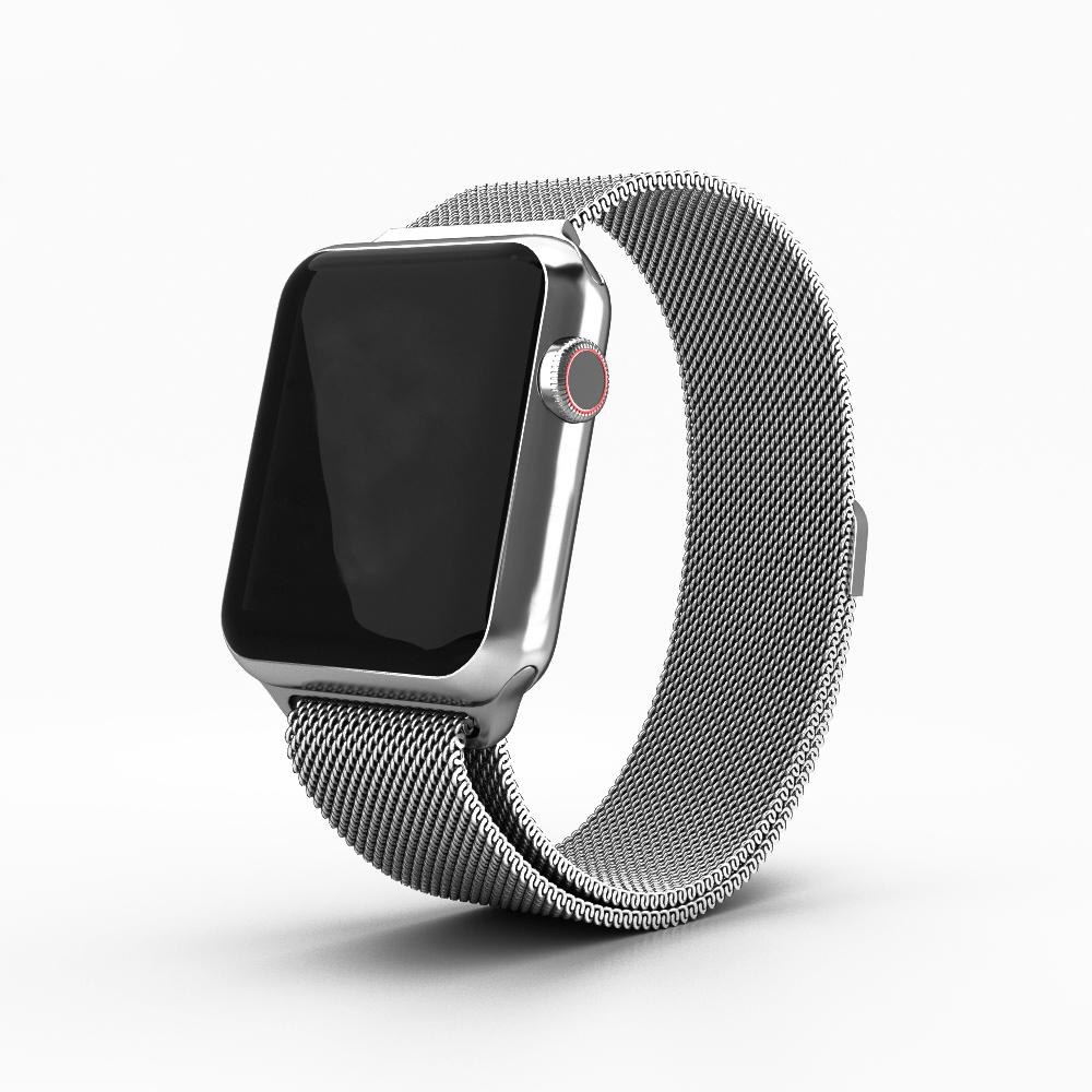 ساعت هوشمند مدل QS18 Milanese Pro 2020