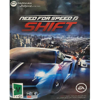 بازی NEED FOR SPEED SHIFT مخصوص PC