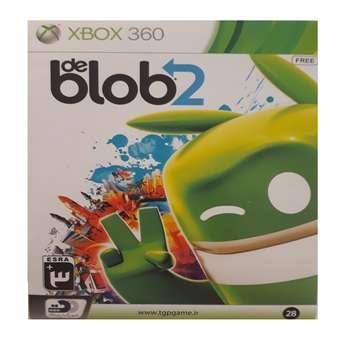 بازی de blob 2 مخصوص xbox 360