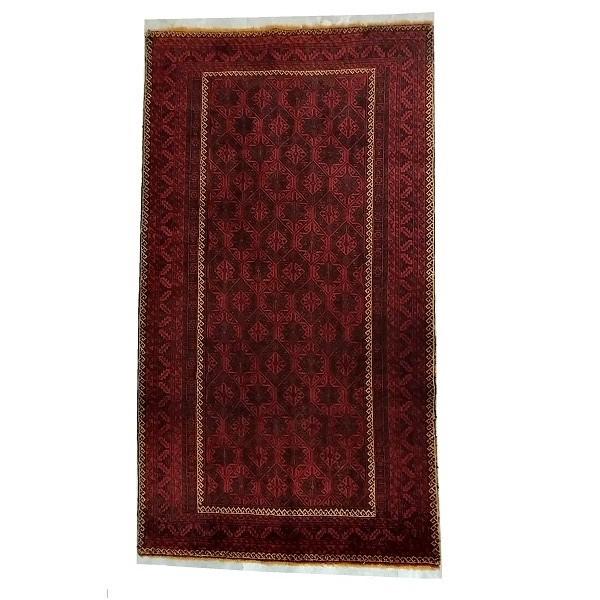 گلیم فرش دستباف دو و نیم متری مدل یعقوب خانی کد 100534