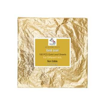 ورق طلا کرند کد G100 بسته 100 عددی