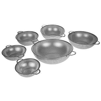 آبکش ای تی سی مدل دیاموند مجموعه 6 عددی