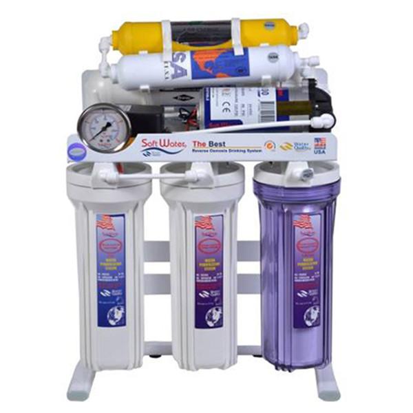 دستگاه تصفیه کننده آب سافت واتر مدل IR006PRS