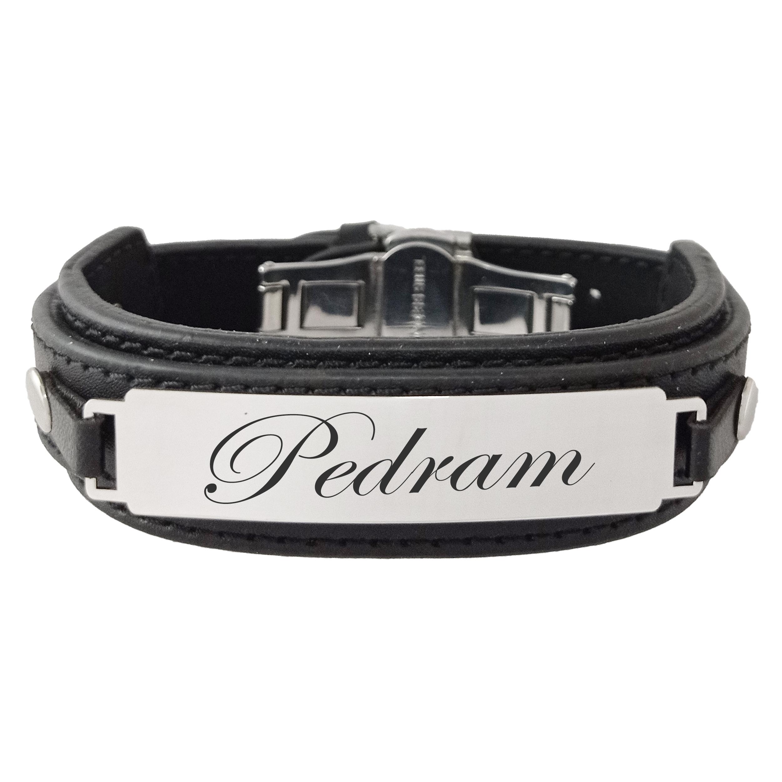 دستبند مردانه ترمه ۱ مدل پدرام کد Sam 894