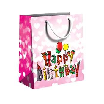 پاکت هدیه مدل تولدت مبارک