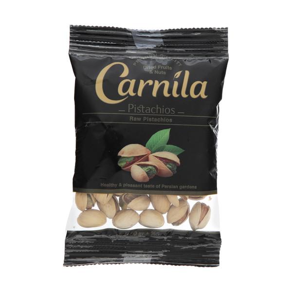 پسته خام کارنیلا - 50 گرم
