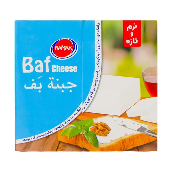 پنیر تازه رامک وزن 520 گرم