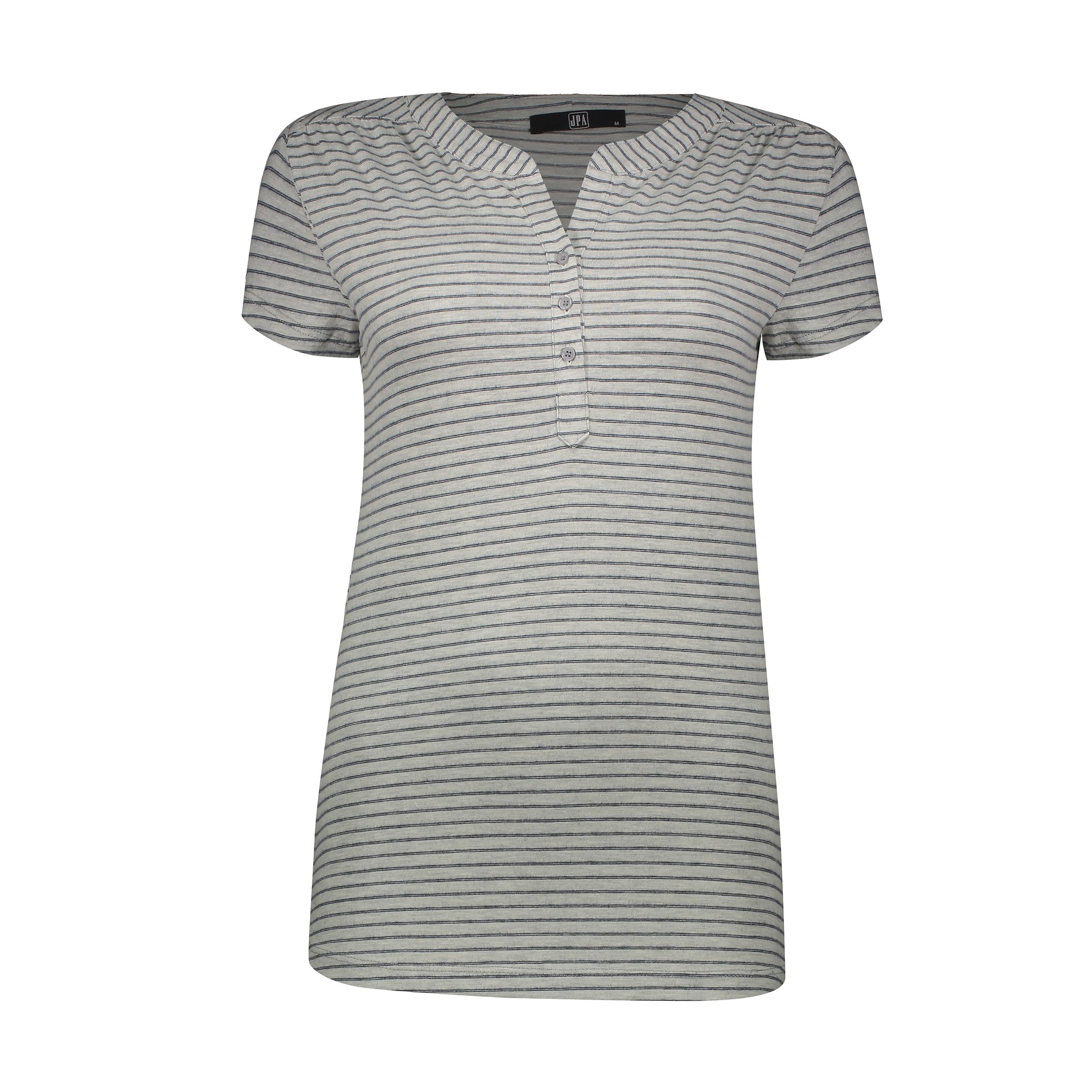 تی شرت زنانه جامه پوش آرا مدل 4012018470-59
