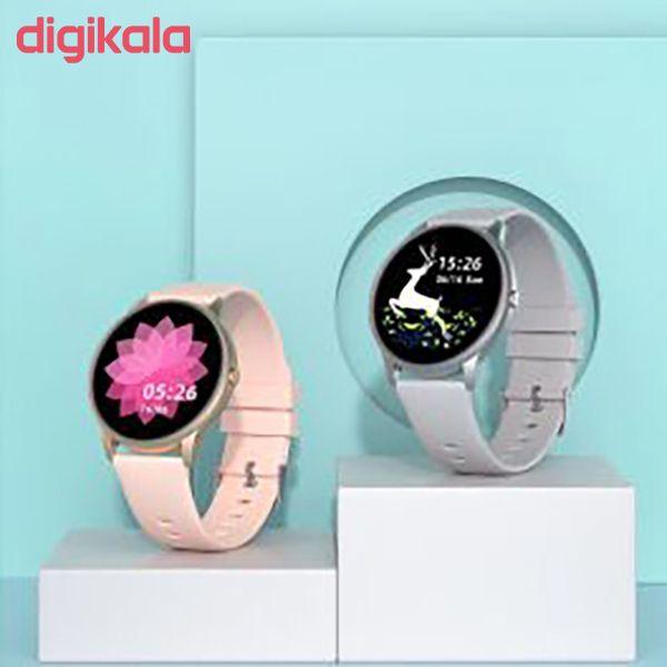 ساعت هوشمند ایمیلب مدل KW66 45mm main 1 3