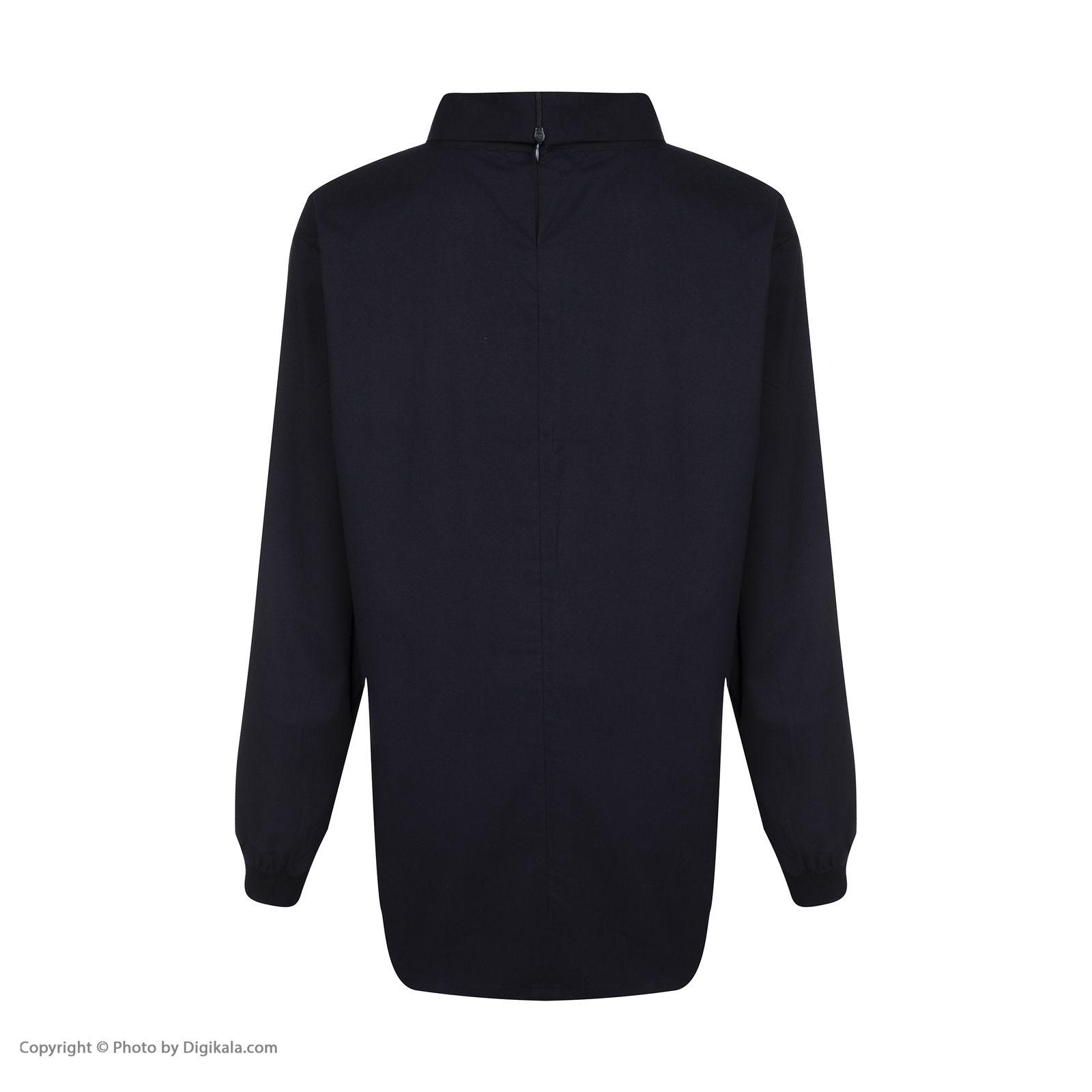 پیراهن آستین بلند مردانه هیتو استایل مدل D127F270 -  - 3