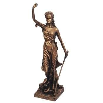 مجسمه مدل مجسمه فرشته عدالت کد G2