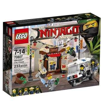 لگو سری Ninjago مدل City chase کد 70607