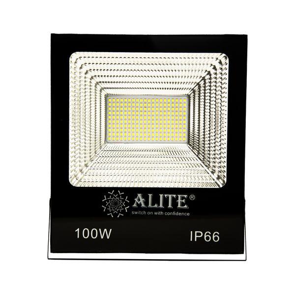 پرژکتور ال ای دی 100 وات ای لایت کد IP66